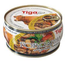Каша гречневая с говядиной, Tiga food