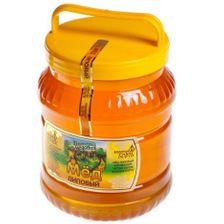Мёд в пластиковом бидоне 3,0 кг