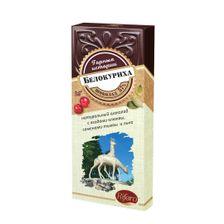 Шоколадная плитка «Белокуриха» 55 г