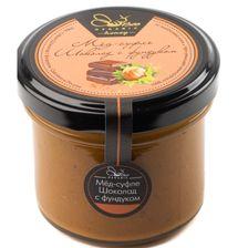 Мёд-суфле шоколад с фундуком