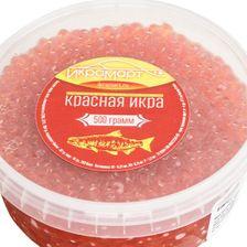 Красная икра кеты, 500 грамм