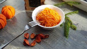 Пряная морковка