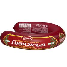 Колбаса «Говяжья» полукопченая