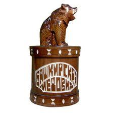 Медведь на чиляке с мёдом 0,5 кг