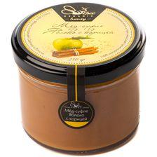 Мёд-суфле яблоко с корицей