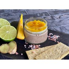 Рийет из филе утиной грудки с манговым чатни