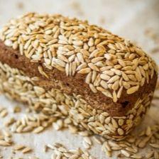 Хлеб ржаной с семечками подсолнечника