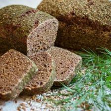 Хлеб ржаной на закваске «Укроп»