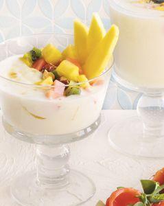 Йогурт густой (экзотик)