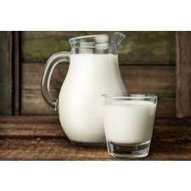 Молоко сырое цельное