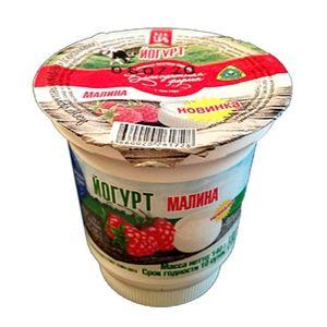 Йогурт фруктовый «Малина»