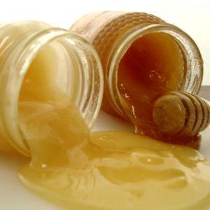 Мёд цветочный загустевший