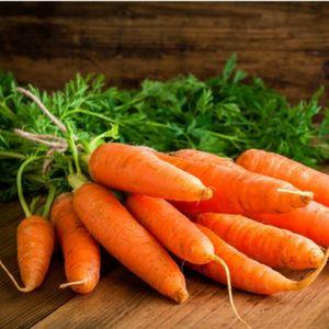 Морковь свежая урожай 2020 года