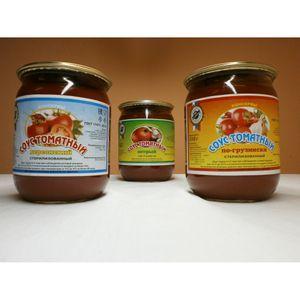 Соус томатный 500г