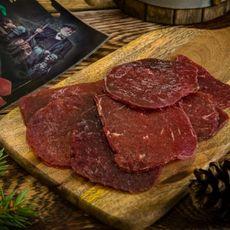 Чипсы из мяса Лося в подарочной упаковке 35г