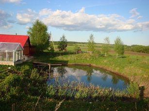 Отдых на ферме