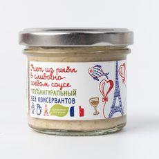 Риет из рыбы «по-французски»