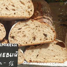 ГРЕЧИШНЫЙ бездрожжевой, пшенично-гречневый