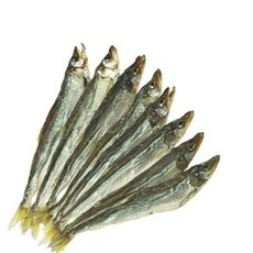 Корюшка азиатская вяленая, 300 г