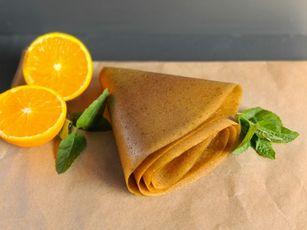 Пастила апельсиновая