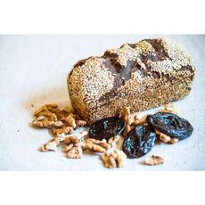 Хлеб ржаной «с кунжутом и черносливом» 550 г