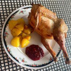 Цыплёнок корнишон тушка