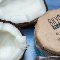 Урбеч RAW (сыроедческий) из мякоти кокоса