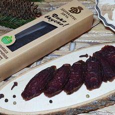 Колбаса из мяса Лося ЭКО