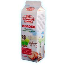 Молоко питьевое, пастеризованное, м.д.ж. 3,2%