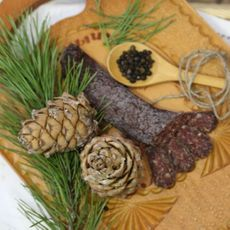 Салями из «Джумалы» с кедровым орехом