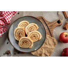 Рулет бисквитный с яблоком 300 г