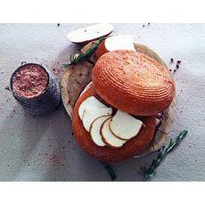 Адыгейский сыр копченый