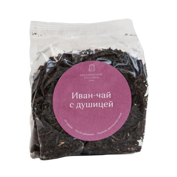 Иван-чай мелколистовой с душицей 50 г