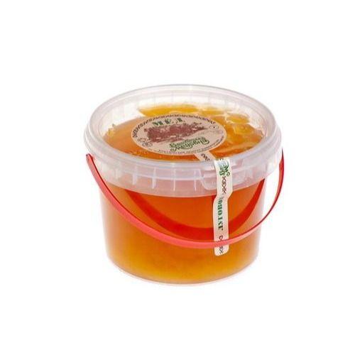 Мёд в пластиковом ведерке 1,0 кг цветочный