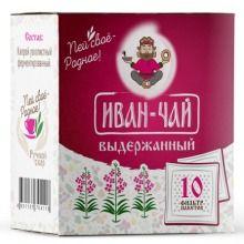 Иван-чай «выдержанный», ф/п 10х3г ИВАН ДА