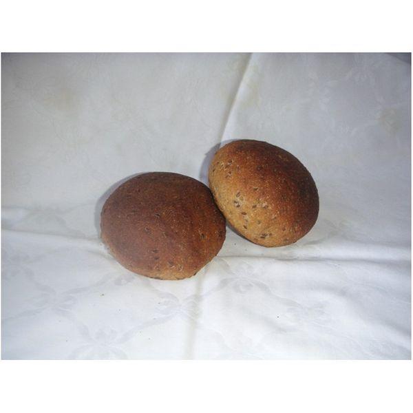 Хлеб ржано-пшеничный подовый «Житный-лён»