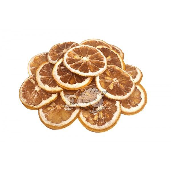 Лимон сушёный слайсы