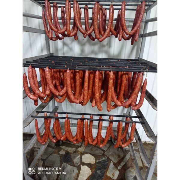 Егерские колбаски