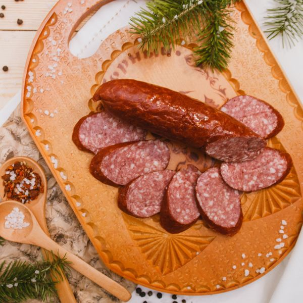 Колбаса «Онгудайская для завтрака» (п/к)