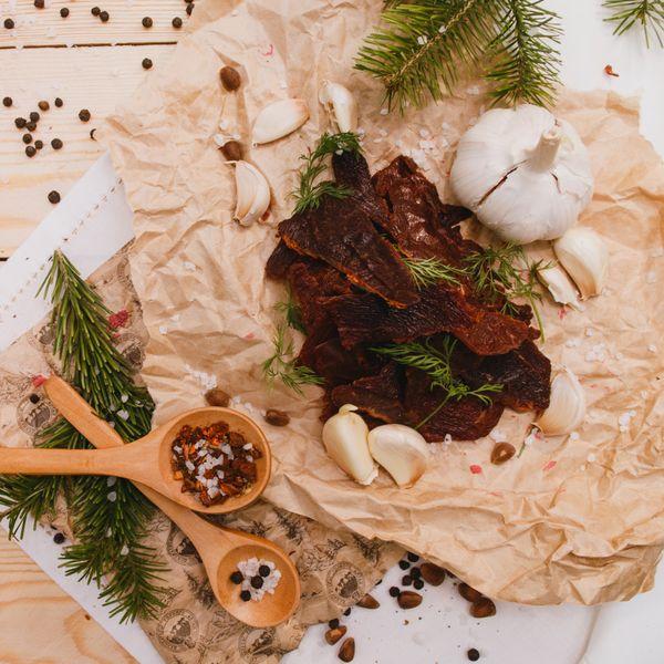 Мясо конины «Чуйское» с чесноком и фенхелем