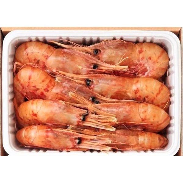 Креветка гребенчатая Ботан премиум 1кг