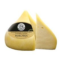 МАКОВКА полутвердый зрелый сыр