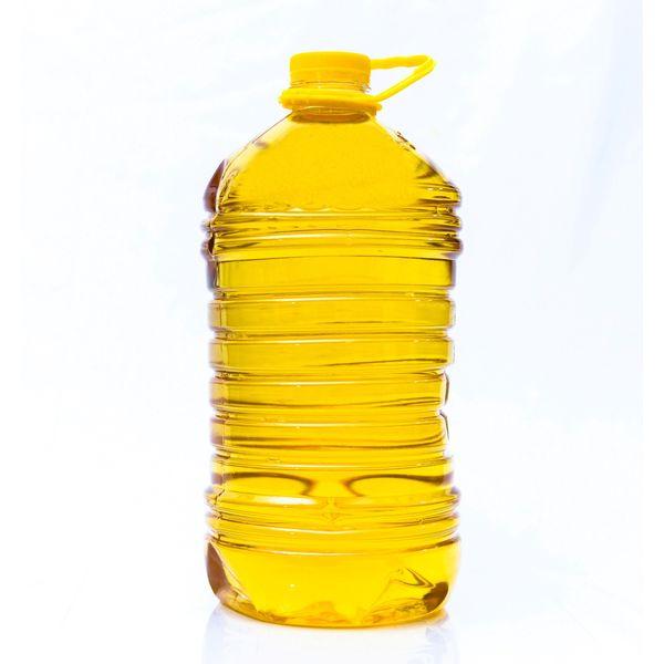 Рафинированное растительное масло