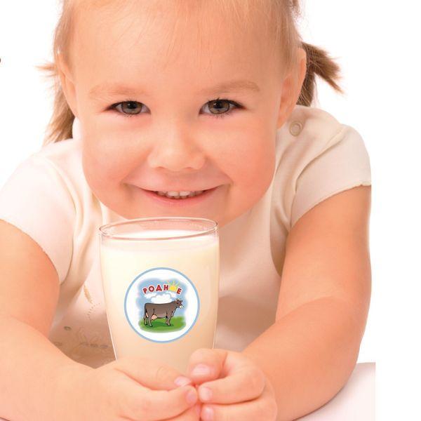 Молоко цельное (жирность 3,5%)