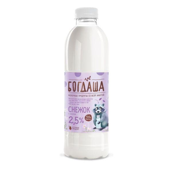 Напиток кисломолочный «Снежок»  ТМ Богдаша 0,9 л