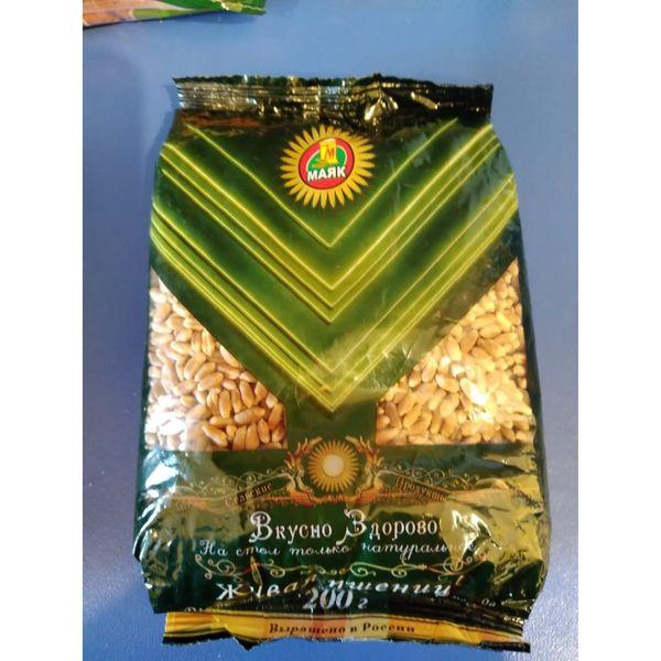 пшеница для проращивания 200 г ВкусноЗдорово