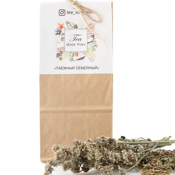 Травяной чай Таёжный Семейный