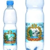 "Минеральная вода ""Царская"" 0,5 газ"