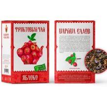 Фруктовый чай с яблоком «Царица садов», 75г ИВАН ДА